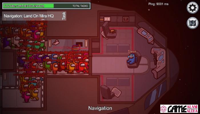 แฮกเกอร์บุกถล่มเกม Among Usทางทีมงานพัฒนากำลังเร่งแก้ไขปัญหา