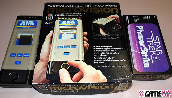 Milton Bradley Microvision (ค.ศ.1979)