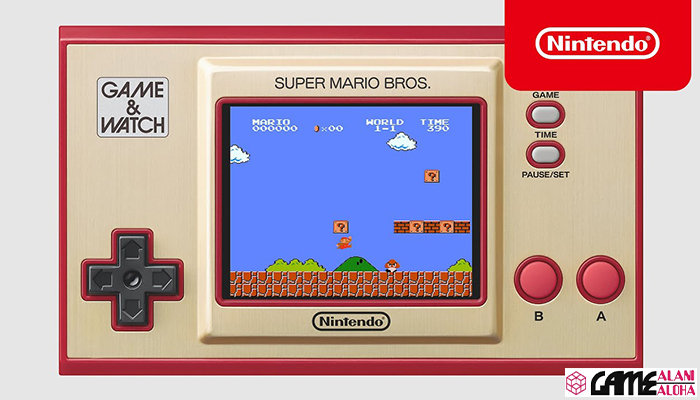 Nintendo - Game& Watch(ค.ศ.1980) alani-aloha.com Retro Gamesเครื่องเล่นเกมเก่า
