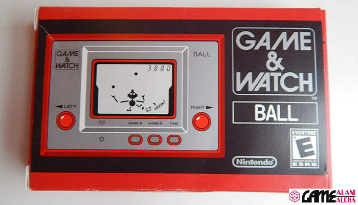 Nintendo Game & Watch (ค.ศ.1980) Retro Games เกมเก่า