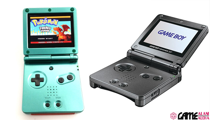 Nintendo-Gameboy Advance SP , Micro (ค.ศ.2003 - 2005)