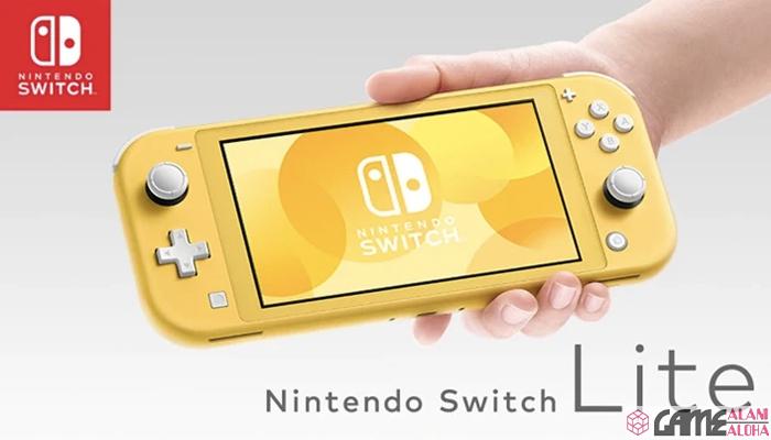 เครื่องเล่นเกมรุ่นใหม่ล่าสุด Nintendo Switch Lite