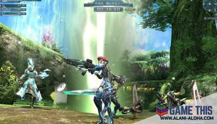 เกม Phantasy Star Online 2 สามารถเล่นได้ทั้งบน เครื่องคอมพิวเตอร์ PC และ เครื่องเล่น Playstation Vita เกมแนวผจญภัยและสำรวจ เกม PC ออนไลน์