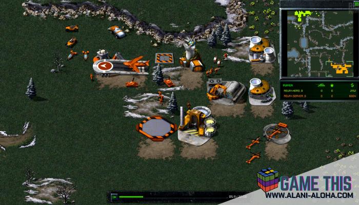 เกม PC เกม Command Conquer เหมือนเล่นเกมส์สงคราม และพวกฝ่ายทหารโซเวียตจะมีอาวุธสงคราม หรือกองทัพที่ทันสมัยที่สุดในโลก